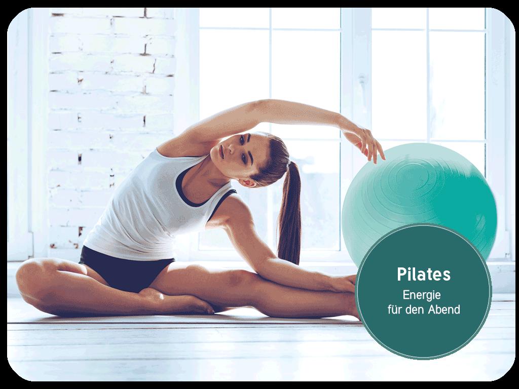 Pilates, Pilates in Haidhausen, Pilateskurs, Isabella Tomanec